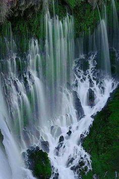 Burney Falls, California https://store.clockwize.co.uk