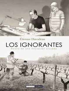 'Losignorantes'deÉtienneDavodeau Mi primera lectura de novela gráfica