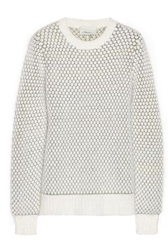3.1 Phillip Lim / Bubble-knit wool-blend sweater
