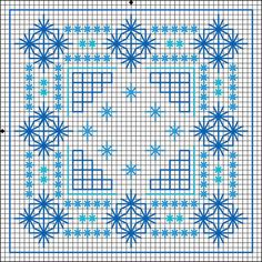 LES BISCORNUS - SYLVIASCRAP Motifs Blackwork, Blackwork Cross Stitch, Blackwork Embroidery, Cross Stitch Charts, Cross Stitch Designs, Cross Stitching, Cross Stitch Embroidery, Embroidery Patterns, Cross Stitch Patterns