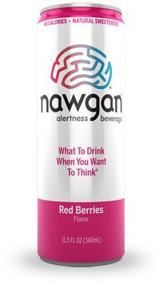 Nawgan- A great drink to help boost concentration and focus.