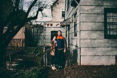 Portland Portrait Photographer // Sean+Melanie