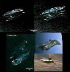 Black Knight Satellite High Resolution