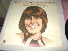 Helen Reddy - Free And Easy, Lp nm