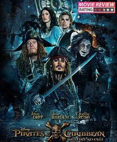 Pirates Of The Caribbean 5 movie review: Johnny Depp's return as 'irrelevant' Jack Sparrow is saved by a resounding climax #FansnStars