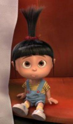 Agnes ( '' Despicable Me '' )