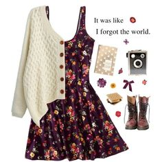 """~ teach me some melodious sonnet ~"" by cotton-clouds on Polyvore"