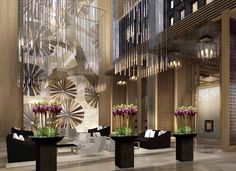Opening 2014, Rosewood Beijing will feature seven restaurants and lounges, a Sense® spa with suites designed for overnight stays, indoor swimming pool, gym, yoga studio and 33,000 sq.ft. of premier meeting and event space.