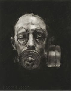 sophie jodoin gas mask