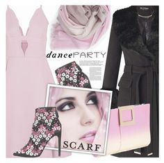 """DANCE PARTY"" by shoaleh-nia ❤ liked on Polyvore featuring Giambattista Valli, Miss Selfridge, Care By Me and Roger Vivier"