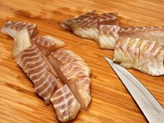 Bacon, Fish, Dinner, Cooking, Breakfast, Ethnic Recipes, Drink, Diet, Dining
