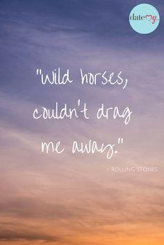 Rolling stones wild horses #lyrics
