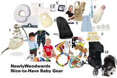 Baby stuff nice-to-haves at newlywoodwards