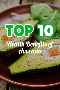 Top 10 Health Benefits of Avocado >> http://nutritionpowered.com/top-10-health-benefits-avocado/