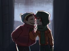 South Park: Kyman- Kyle and Cartman