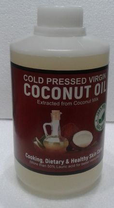 Home of Spices Cold Pressed Virgin Coconut Oil Cooking With Coconut Oil, Coconut Milk, Coconuts, Vitamin E, Immune System, Healthy Skin, Gourmet Recipes, Baking Soda