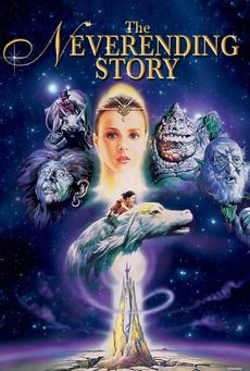 The NeverEnding Story...one of my childhood favs and now my kids love it too.