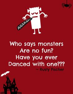 Dance like no one's haunting. A Halloween Poem Halloween Rhymes, Halloween Poems, Halloween Cards, Halloween Fun, Pumpkin Poem, Spooky Stories, Mystery Of History, Bob Ross, Little Monsters