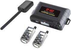 CSPI - 1-Way Combo Alarm, Keyless Entry & Remote Start System Case Pack 6
