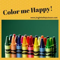 Color me Happy! (1)