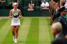 She didn't win  but she played like The Grand Slam Champion she is Amazing Fearless... @angie.kerber @angeliquekerber  Congrats Miss Kerber we see many more moments like this and better to come for you! #level #respect #proud  Photo/Foto: Unknown/Desconocido  #angeliquekerber #angiekerber #angie #kerber #grandslam #wimbledon #wimbledonfinalist #grandslamwinner #grandslamchampion #adidas #yonex #tennis #tenis #tennisplayer #germanplayers