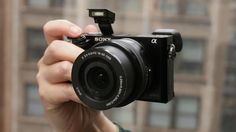 Despite small annoyances, the Sony Alpha 6000 is a great overall camera for more advanced photographers who want something smaller than a dSLR, especially if they need the continuous- shooting speed.