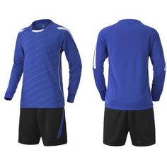 Long Sleeved Soccer Jersey Sets (Multiple Colors Available). 12th Man  Football Shop 01233b13e