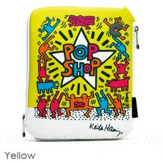 Keith Hearing x COLORS Art Direction @iPad Case