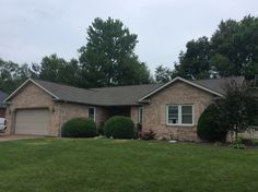 New roof install of GAF Timberline HD shingles in Weathered Wood.