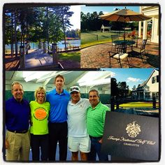 Looking forward to a wonderful partnership between the Johan Kriek Tennis Academy and the Trump National Golf Club Charlotte. Trump National Charlotte will now not only offer events featuring Johan Kriek but also daily Johan Kriek signature tennis programs for juniors as well as adults. Trump National Members will also be able to receive video analyses done by Johan Kriek; adult & junior players will enjoy instructions by JKTA coaches as well as discounted rates for the JKTA camps and much…
