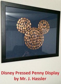 pressed pennies idea