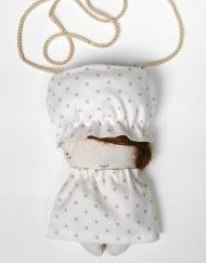 MyCuddle™ - Babydoll Bag - eco, organic toys, dolls and accessories, handmade in Italy