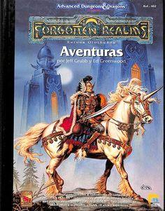 Reinos Olvidados: Aventuras…