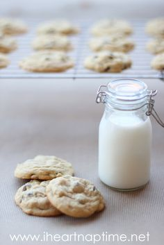 Super soft chocolate chip cookies!