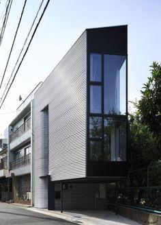 Architects House by Sanpei Mitsumasa