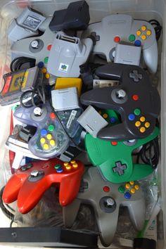 Misc N64 Stuff