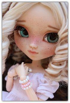 Pullip Home website Tiny Dolls, Ooak Dolls, Blythe Dolls, Pullip Custom, Custom Dolls, Beautiful Barbie Dolls, Pretty Dolls, Doll Face Paint, Kawaii Doll