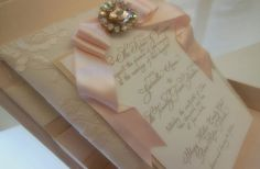 Embellishments - Custom Designed Wedding Invitations, Invitation Suites and Event Ensembles