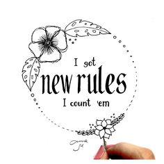New Rules   Dua Lipa