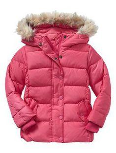 Gap Warmest puffer jacket Sz S