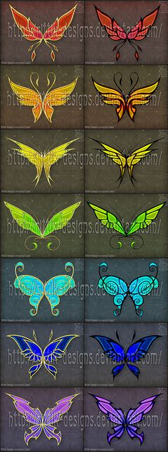 DO NOT edit, trace, copy or repost these designs! They belong to people who bought them. 1 - sold to Iviernu 2 - sold to Iviernu 3 - sold to Crim-Syn 4 - sold to Vespisia 5 - sold to Terminator78 6...