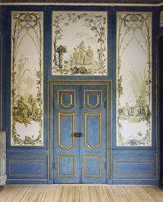 Chinese Pavilion at Drottningholm Palace