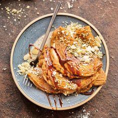 Alpha Foods Crepes, Protein, Foods, Ethnic Recipes, Hemp Seeds, Coconut, Treats, Healthy, Food Food