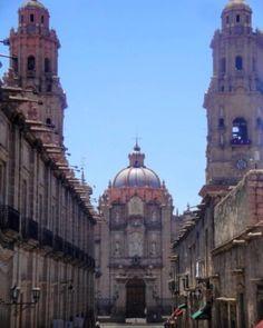 Catedral De Morelia Michoacán