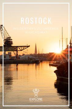 Rostock ist viel schöner als sein Ruf! Hier findest du Insidertipps & Sehenswürdigkeiten zu unserer Wahlheimat an der Ostsee! #rostock #ostsee Norway, Places To See, Dubai, Road Trip, About Me Blog, Germany, Wanderlust, Europe, Explore