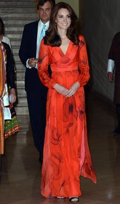Duquesa de Cambridge: Foto a foto, todos los 'looks' en su viaje a India y Bután - Foto 2