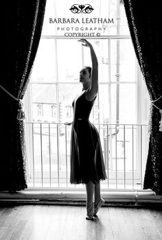 Ballet dancer by Barbara Leatham photography copyright 2014