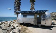 airstream campers remodel | Tradewind Airstream Trailblazer Remodeled by Matthew Hoffman | Modern ...
