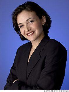 Sheryl Sandberg: COO at Facebook