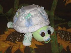 Turtle Baby Shower Theme Ideas   ... , baby gifts, baby shower, center piece, babies, shower ideas